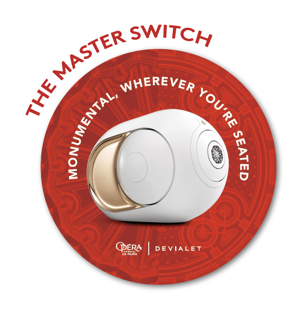The Master Switch – DEVIALET GOLD PHANTOM REVIEW